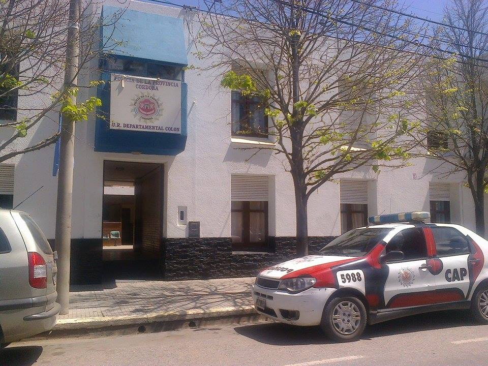 departamental colon de policia