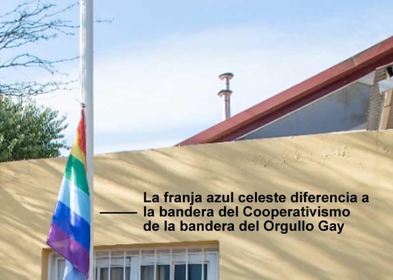 Bandera del Cooperativismo