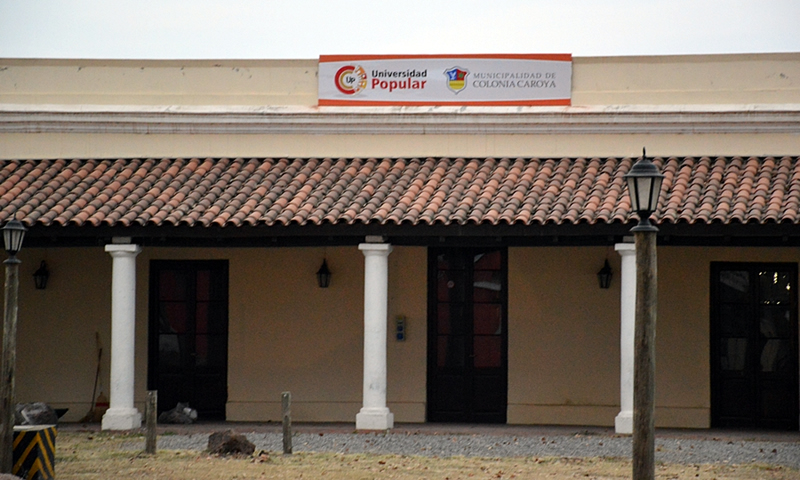 Universidad Popular edificio